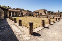 herculaneum Photo libre de droits