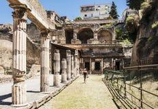 herculaneum Stock Foto's