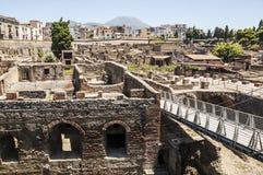 herculaneum Images stock