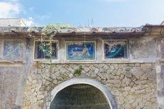 herculaneum Zdjęcie Stock