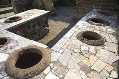 herculaneum Foto de archivo