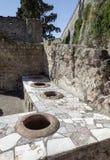 Herculaneum bar Royalty Free Stock Photos