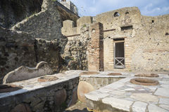 Herculaneum Royalty Free Stock Photos