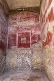 Herculaneum fresco Stock Photography