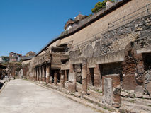 Herculaneum-Italy Royalty Free Stock Images