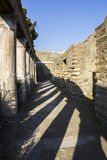 Herculaneum in Italy Stock Photos
