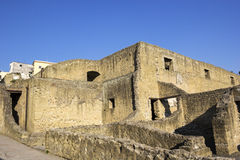 Herculaneum in Italy Royalty Free Stock Photography