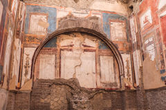 Herculaneum, Italy royalty free stock image