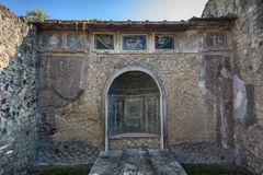 Herculaneum,Italy Stock Images