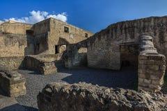 Herculaneum,Naples Italy stock photography