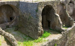 Herculaneum-oud juweel-ii-Italië Stock Fotografie
