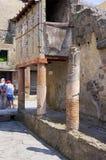 Herculaneum-oud juweel-iii-Italië Stock Foto