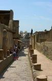 Herculaneum-oud juweel-v-Italië Royalty-vrije Stock Foto