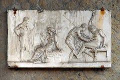 Herculaneum-Ruinen Lizenzfreie Stockfotos