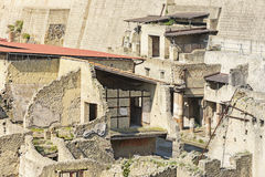Herculaneum ruins Royalty Free Stock Images