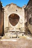 Herculaneum ruins Stock Image