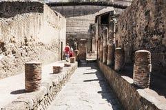 Herculaneum Royalty Free Stock Images