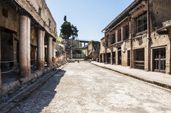 Herculaneum Stock Photo