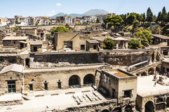 Herculaneum Stock Photo