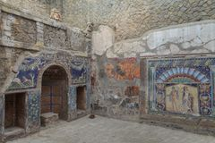 Herculaneum Royalty Free Stock Photography