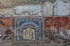 Herculanum Image stock