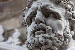 Hercule Statue Stock Image