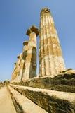 hercules świątynia Zdjęcie Stock