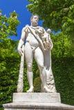 Hercules και Telephus, Βερσαλλίες Στοκ φωτογραφίες με δικαίωμα ελεύθερης χρήσης