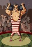 Hercules Royalty-vrije Stock Afbeelding
