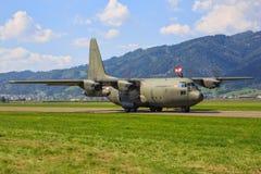 Hercules C130 Royalty Free Stock Photography