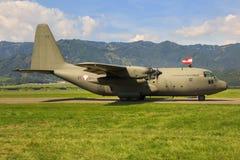 Hercules C130 Royalty Free Stock Images