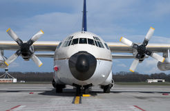 Hercules c130 Royalty Free Stock Photography