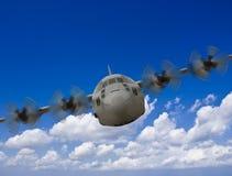 Hercules C130 Stock Image