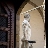 Hercules, Florence, Italy Stock Photos