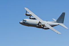 Hercules fly past Royalty Free Stock Image
