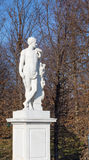 Hercules garden statue in Schonbrunn palace, Vienna Royalty Free Stock Image