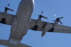 130 γ Hercules lockheed Στοκ φωτογραφίες με δικαίωμα ελεύθερης χρήσης