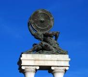 Hercules monument, Ecija, Spain. Stock Image