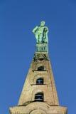 Hercules monument Kassel Royalty Free Stock Image