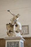 Hercules Nessus i centaur Obrazy Royalty Free