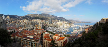 Hercules port Monaco Royalty Free Stock Photos