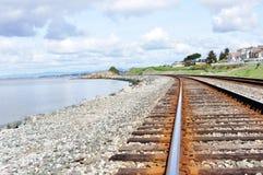 Hercules railway maintenance project in progress royalty free stock image