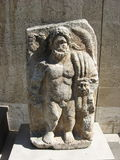 Hercules relief in Burdur Museum Stock Photo