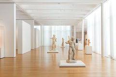 Hercules Sculptures in North Carolina Museum of Art Royalty Free Stock Photography