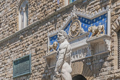 Hercules statue in Florence, Italy Stock Photos