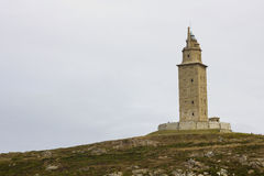 Hercules tower Stock Photos