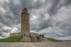 Hercules Tower Stockbild