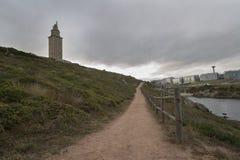 Hercules Tower Arkivbilder