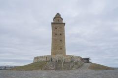 Hercules Tower Royaltyfria Foton
