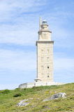 Hercules tower, A Coruña, Galicia, Spain Royalty Free Stock Photography